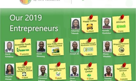 Announcing the ScaleUp Agribusiness 2019 Participants
