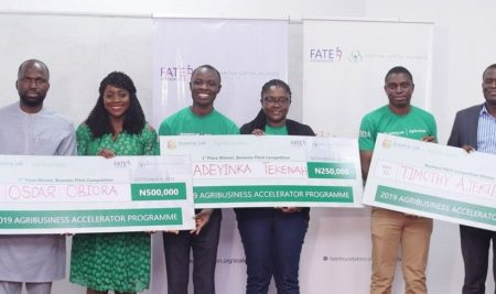 Press Release: Announcing the Conclusion of the ScaleUp Agribusiness Accelerator Programme 2019!