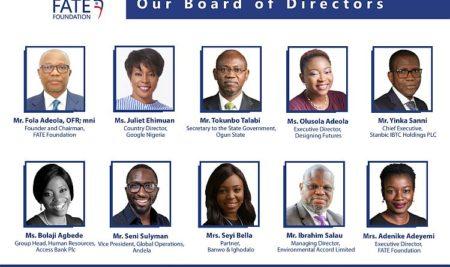FATE Foundation Announces New Board Members