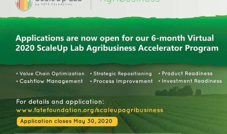 Applications for our 6-month Agribusiness Accelerator Close in 5 Days