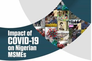 Cover Page-Impact of covid-19 on Nigeria MSMEs-blog
