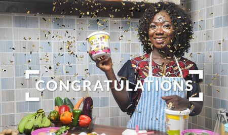 Seun Sangoleye wins the 2020 Global SUN Pitch Competition